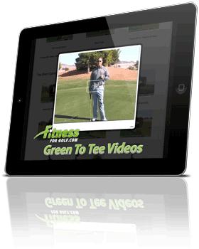 Green To Tee Pro Bonus...
